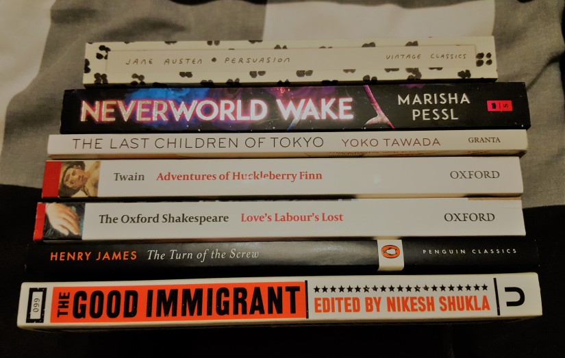 january book haul 2019