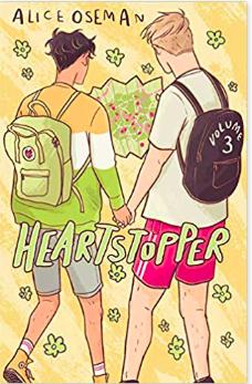 Heartstopper volume 3 screenshot