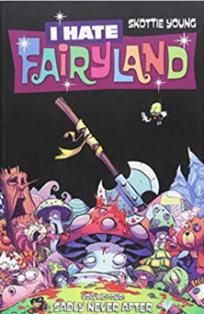 I Hate Fairyland volume 4