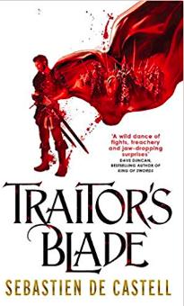 Traitor's Blade Screenshot
